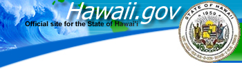 Hawaii.gov Header Image